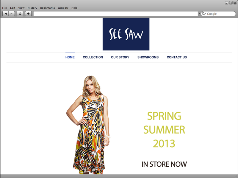 Seesaw Clothing Online